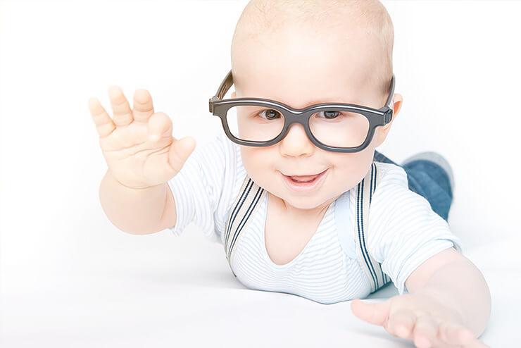 Ab wann können Babys sehen? Hier bekommen Sie die Antwort.