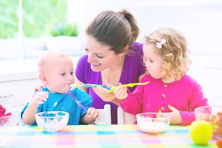Ernährungsplan fürs erste Jahr: Nur das Beste für Ihr Baby
