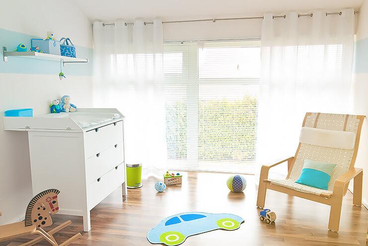 Der optimale Wickelplatz für Babys und Eltern