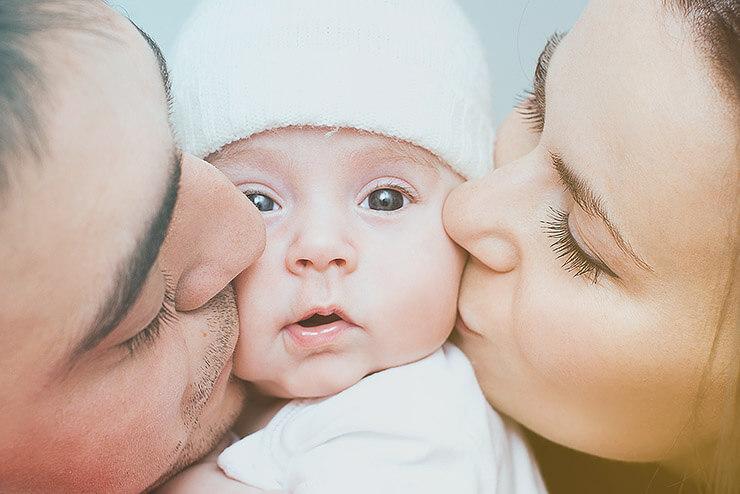 Bonding – So entsteht die Bindung zwischen Eltern und Kind