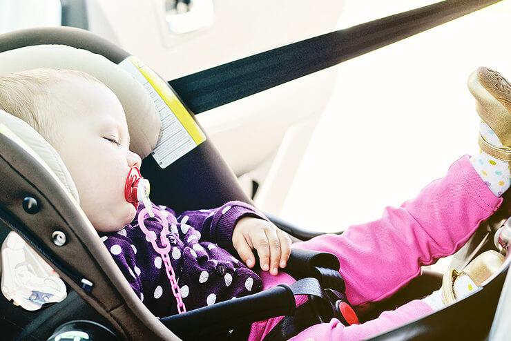Wie lange kann man eine Babyschale nutzen
