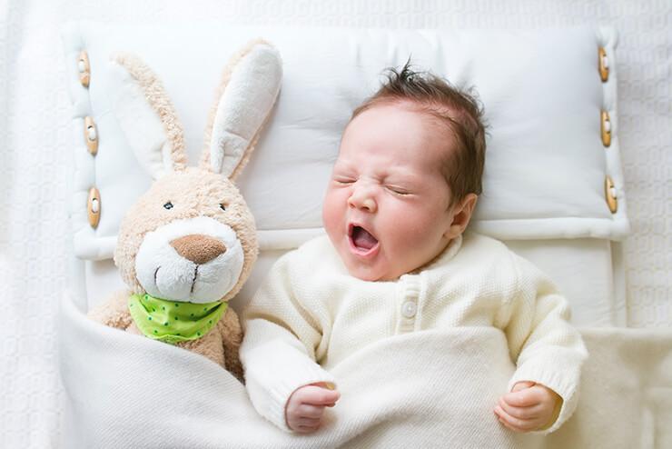 Einschlafhilfen für Ihr Baby