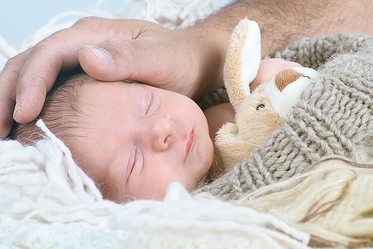 Wie beruhige ich mein Baby?