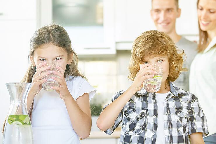 Optimale Durstlöscher für Kinder
