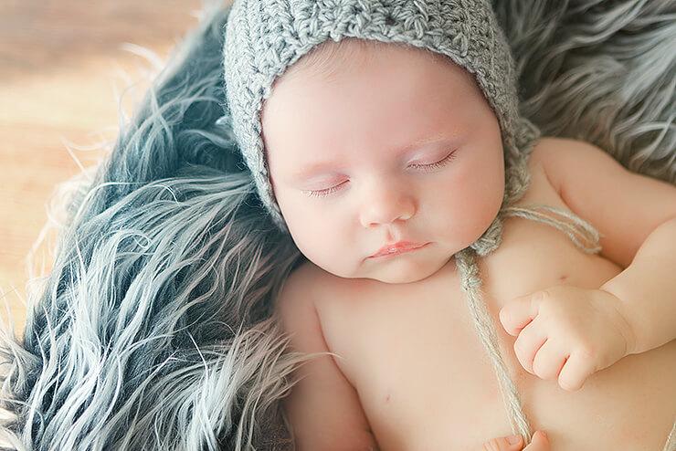 Schlafprobleme Babys