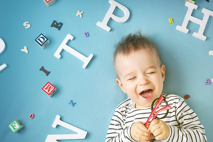 Sprechen lernen: So unterstützen Sie Ihr Kind