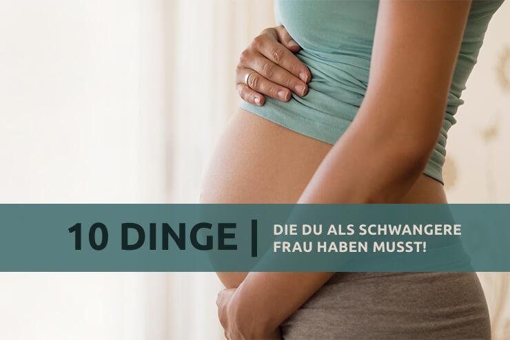 brust ziehen schwanger ab wann