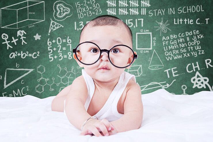 Lernkünstler: Was Babys im ersten Jahr alles lernen