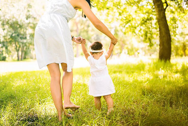 Die ersten Schritte – ein Meilenstein in der Babyentwicklung