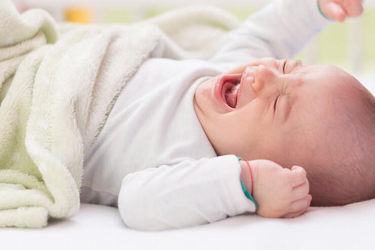 Krachmacher: Warum Babys so laut sind wie Kreissägen