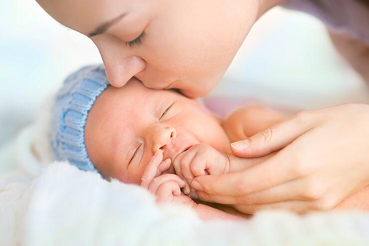 5 Tipps: So werden Sie nach der Geburt wieder fit