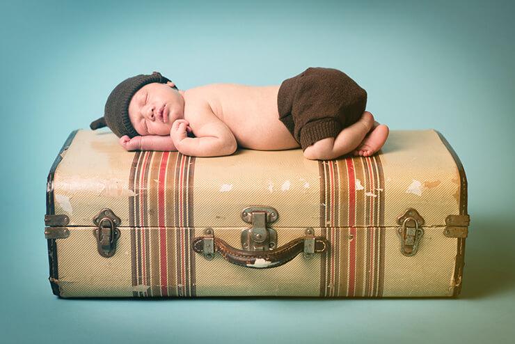 Urlaub mit Kleinkind - Die wichtigsten Tipps!