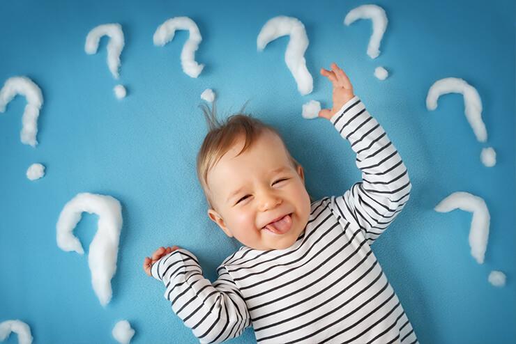Die 10 beliebtesten Vornamen für Babys und Ihre Bedeutung