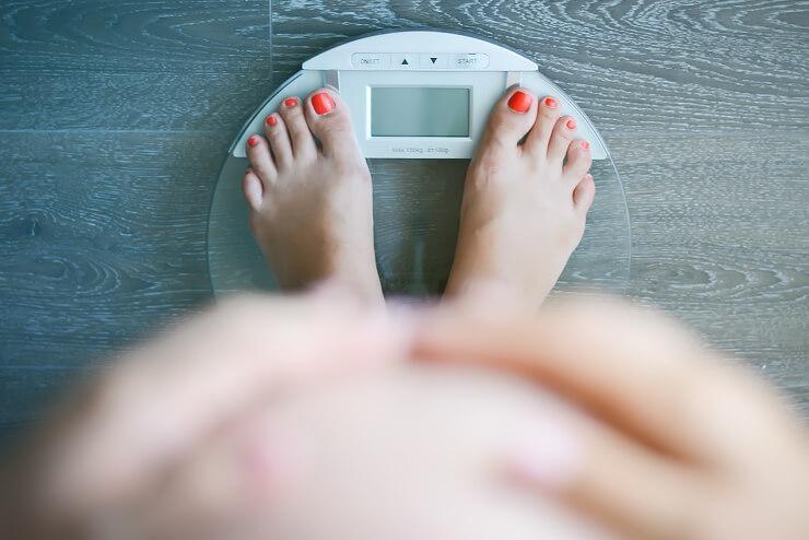 Gewichtszunahme in der Schwangerschaft – Was ist normal?