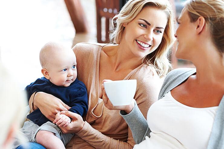 Koffein in der Schwangerschaft : So sind Sie auf der sicheren Seite