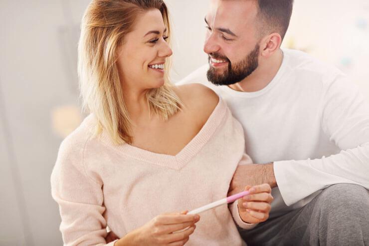 Schwanger? Die 10 häufigsten Schwangerschaftsanzeichen