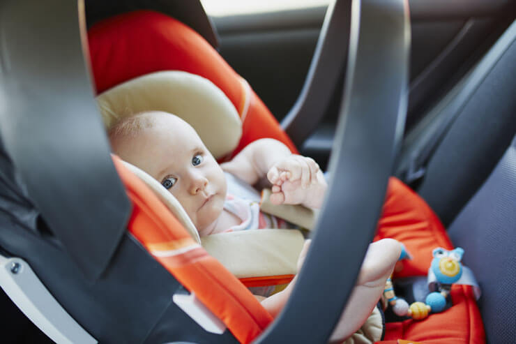 Wie lange kann man eine Babyschale nutzen?